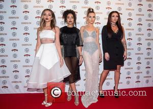 Little Mix - Cosmopolitan Ultimate Women Of The Year Awards held at One Mayfair. - London, United Kingdom - Wednesday...