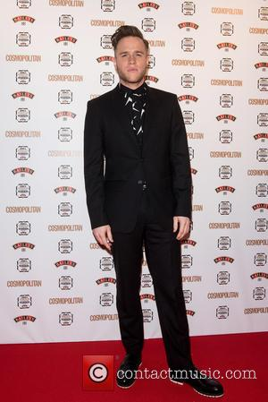Olly Murs - Cosmopolitan Ultimate Women Of The Year Awards held at One Mayfair. - London, United Kingdom - Wednesday...