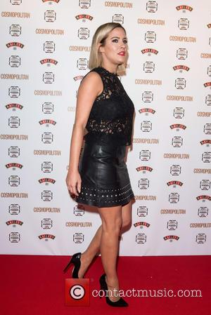 Caroline Flack - Cosmopolitan Ultimate Women Of The Year Awards held at One Mayfair. - London, United Kingdom - Wednesday...