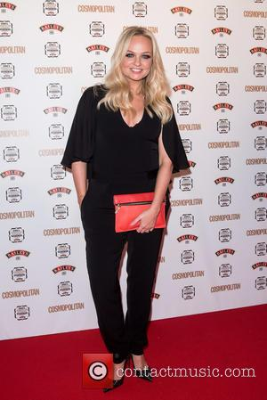 Emma Bunton - Cosmopolitan Ultimate Women Of The Year Awards held at One Mayfair. - London, United Kingdom - Wednesday...