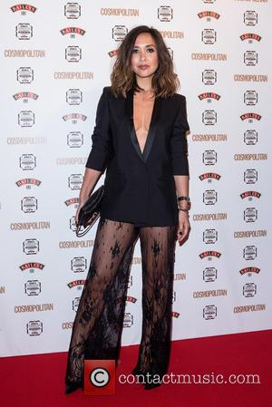 Myleene Klass - Cosmopolitan Ultimate Women Of The Year Awards held at One Mayfair. - London, United Kingdom - Wednesday...