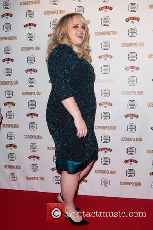 Rebel Wilson - Cosmopolitan Ultimate Women Of The Year Awards held at One Mayfair. - London, United Kingdom - Wednesday...
