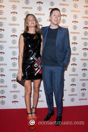 Millie Mackintosh , Professor Green - Cosmopolitan Ultimate Women Of The Year Awards held at One Mayfair. - London, United...