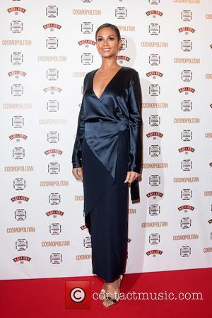 Alesha Dixon - Cosmopolitan Ultimate Women Of The Year Awards held at One Mayfair. - London, United Kingdom - Wednesday...