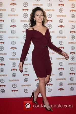 Ella Eyre - Cosmopolitan Ultimate Women Of The Year Awards held at One Mayfair. - London, United Kingdom - Wednesday...