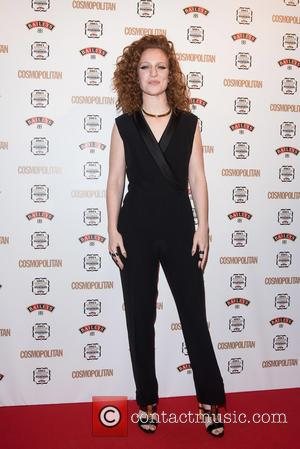 Jess Glynne - Cosmopolitan Ultimate Women Of The Year Awards held at One Mayfair. - London, United Kingdom - Wednesday...