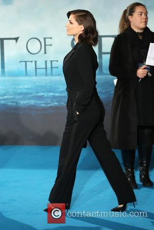 Charlotte Riley - In the Heart of the Sea UK premiere - Arrivals - London, United Kingdom - Wednesday 2nd...