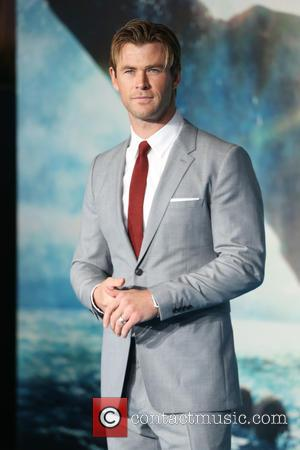 Chris Hemsworth - In the Heart of the Sea UK premiere - Arrivals - London, United Kingdom - Wednesday 2nd...
