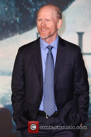 Ron Howard - 'In the Heart of the Sea' U.K. premiere - Arrivals - London, United Kingdom - Wednesday 2nd...