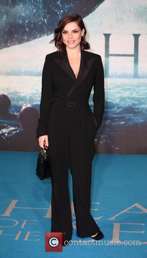 Charlotte Riley - 'In the Heart of the Sea' U.K. premiere - Arrivals - London, United Kingdom - Wednesday 2nd...