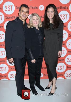 Sergio Trujillo, Carole Rothman and Diane Paulus