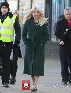 Holly Willoughby and Eamonn Holmes