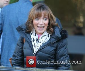 Lorraine Kelly - Lorraine Kelly outside ITV Studios - London, United Kingdom - Wednesday 2nd December 2015