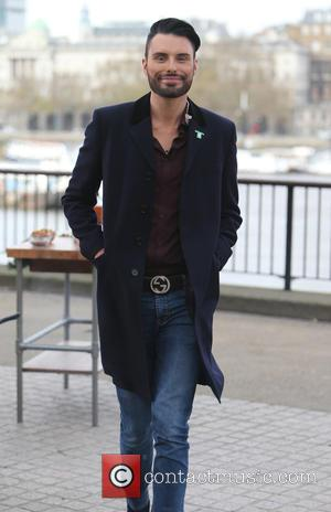 Rylan Clark - Rylan Clark outside ITV Studios - London, United Kingdom - Wednesday 2nd December 2015