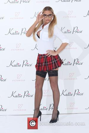 Katie Price - Katie Price launches her new App 'Katie Price Official' - Arrivals - London, United Kingdom - Wednesday...