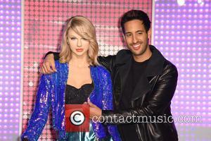 Taylor Swift and Sami Slimani