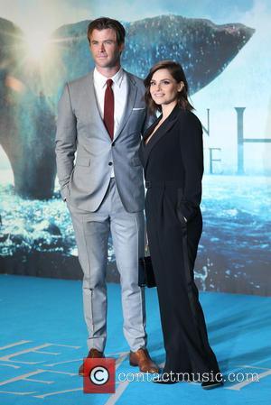 Chris Hemsworth and Charlotte Riley