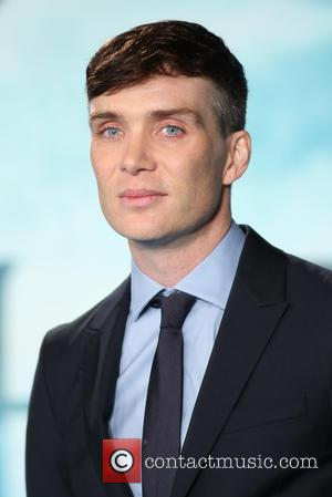 Cillian Murphy - In the Heart of the Sea UK premiere - Arrivals - London, United Kingdom - Wednesday 2nd...