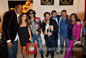 Scottie Pippen, Larsa Younan, Brett Ratner, Kamal Hotchandani and Guest