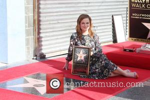 Amy Poehler - Amy Poehler honored with a star on the Hollywood Walk Of Fame at On The Hollywood Walk...