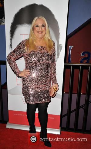 Vanessa Feltz - Launch Party of GayLondonVibe at the Lab Bar Soho at Lab Bar Soho - London, United Kingdom...