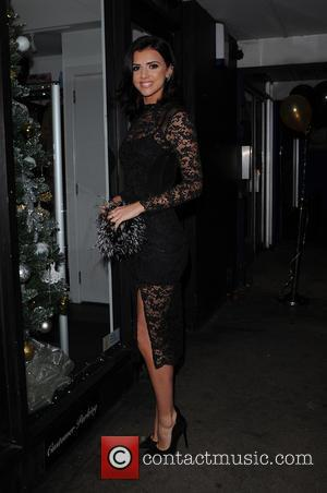 Lucy Mecklenburgh - Lucy Mecklenburgh celebrates 3 years of her shop opening at her boutique with a girls night in....