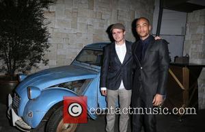 Callan Mcauliffe and Kendrick Sampson