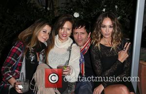 Nicky Whelan, Clifton Collins, Jr. and Sharni Vinson