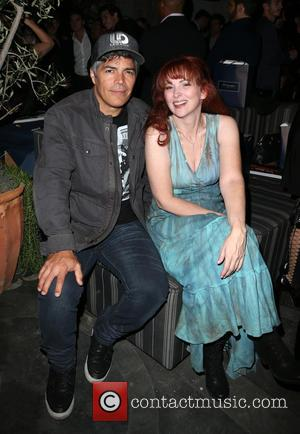 Esai Morales and Guest