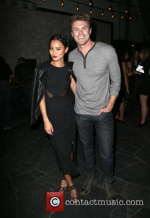 Ashley Madekwe and Blake Cooper Griffin