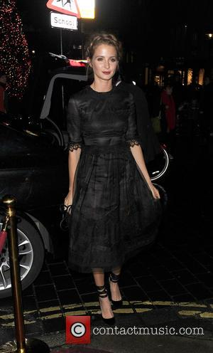 Millie Mackintosh - Celebrities attend Charlotte Tilbury's Christmas Party, held at the Nag's Head Pub in Covent Garden - London,...