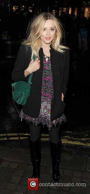 Fearne Cotton - Celebrities attend Charlotte Tilbury's Christmas Party, held at the Nag's Head Pub in Covent Garden - London,...
