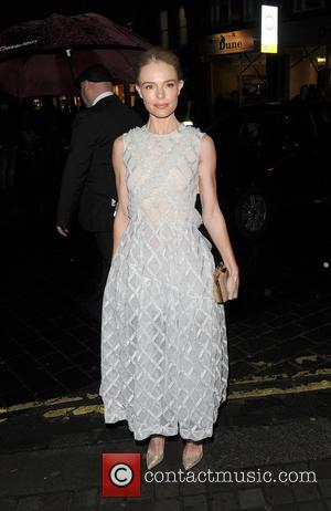 Kate Bosworth - Celebrities attend Charlotte Tilbury's Christmas Party, held at the Nag's Head Pub in Covent Garden - London,...
