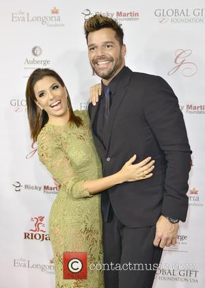 Ricky Martin And Penelope Cruz Among Eva Longoria's Wedding Guests