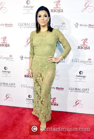 Eva Longoria - Global Gift Foundation Dinner at Auberge Residences & Spa - Arrivals at Auberge Residences & Spa sales...
