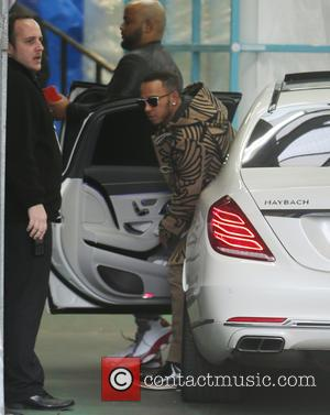 Lewis Hamilton - Lewis Hamilton outside ITV Studios - London, United Kingdom - Thursday 3rd December 2015
