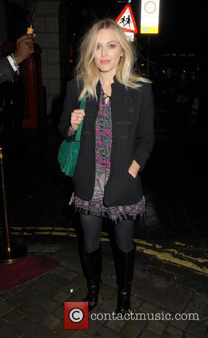 Fearne Cotton - Charlotte Tilbury's 'Naughty Christmas Party' flagship store launch party at The Nag's Head Pub - London, United...