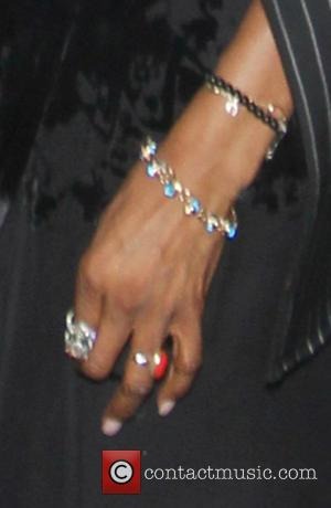 Naomi Campbell and Jewellery