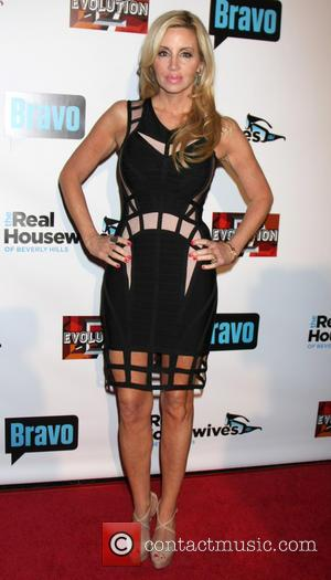 Camille Grammer - Premiere party for Bravo's 'The Real Housewives of Beverly Hills' Season 6 at W Hollywood - Arrivals...