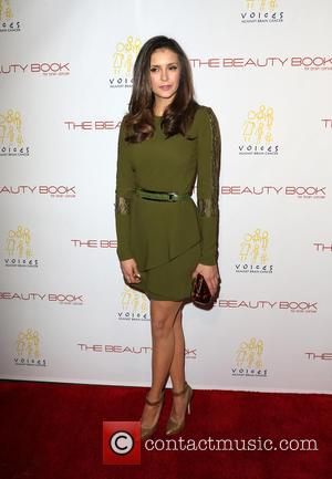 Nina Dobrev - 'The Beauty Book For Brain Cancer' Edition Two Launch Party at Le Jardin at Le Jardin -...