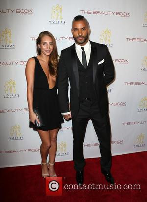 Ricky Whittle and Guest
