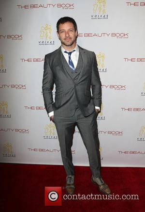 Ian Bohen - 'The Beauty Book For Brain Cancer' Edition Two Launch Party at Le Jardin at Le Jardin -...