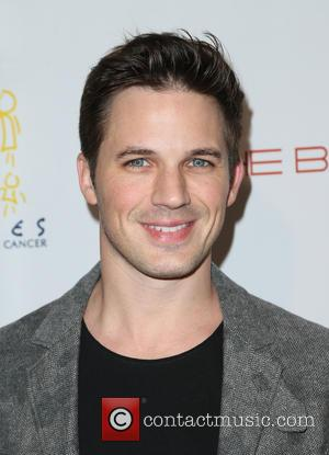 Matt Lanter - 'The Beauty Book For Brain Cancer' Edition Two Launch Party at Le Jardin at Le Jardin -...