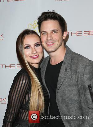 Matt Lanter and Angela Stacy