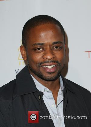 Dule Hill - 'The Beauty Book For Brain Cancer' Edition Two Launch Party at Le Jardin at Le Jardin -...