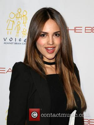 Eiza Gonzalez's Dog Recovering From Car Accident
