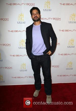 Adam Rodriguez - 'The Beauty Book For Brain Cancer' Edition Two Launch Party at Le Jardin at Le Jardin -...