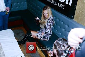 Katie Price - Katie Price meet and greet at Buddha Bar in Glasgow at Budda Bar, Buddha Bar - Glasgow,...