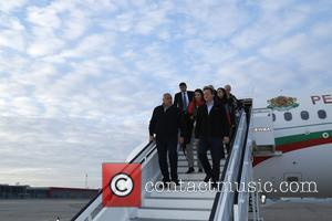 David Cameron , Prime minister Boiko Borisov - Prime minister David Cameron and Bulgarian Prime minister Boiko Borisov visit the...