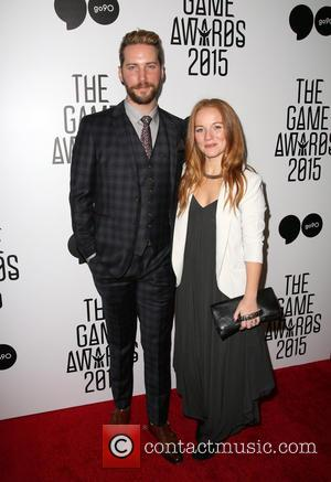 Troy Baker and Pamela Baker
